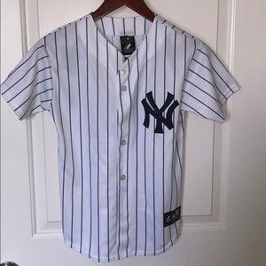 NY Yankees JETER Baseball Jersey